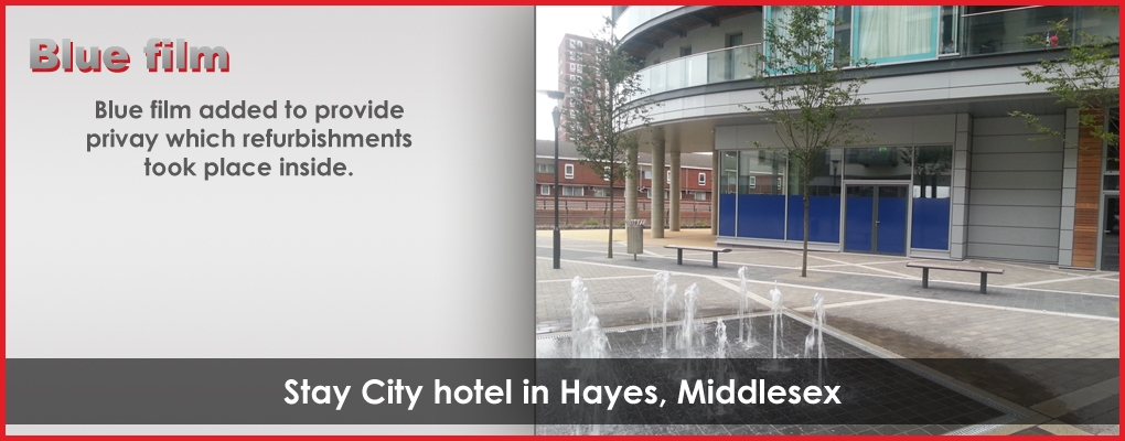 Stay City hotal in Hayes, Middlesex