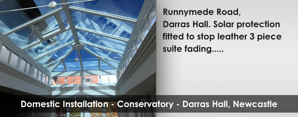 Domestic Installation - Conservatory